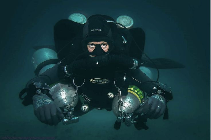 You've heard of technical diving, but what exactly is it? We ask our Girls that Tech Dive tech instructor Theresia Gollner for more information.