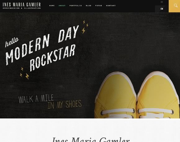 23 Great Examples of Illustrated Elements in Web Design | Inspiration