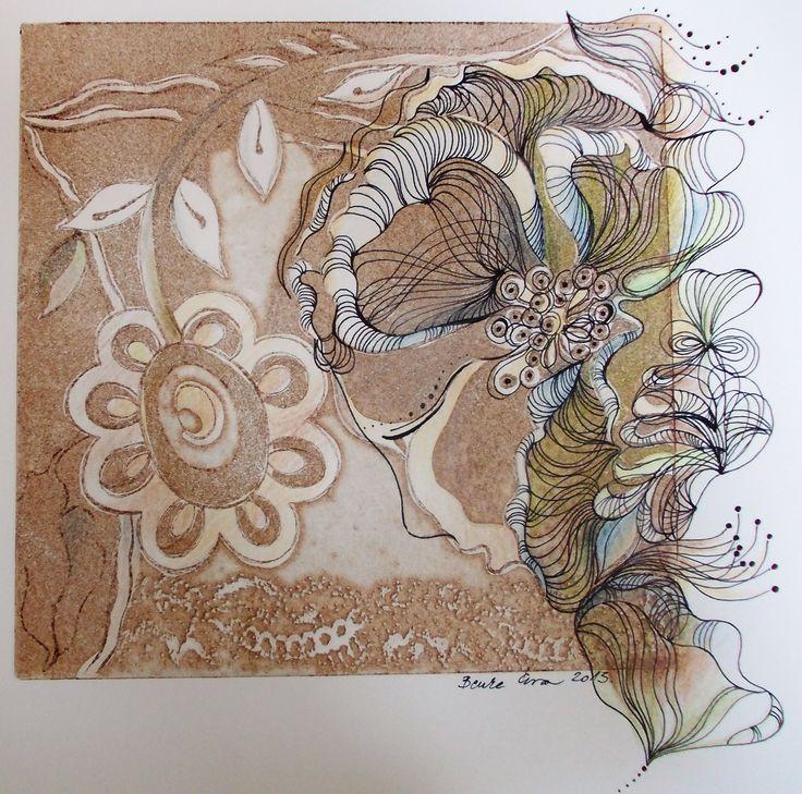 Tünde - Egyedi grafika