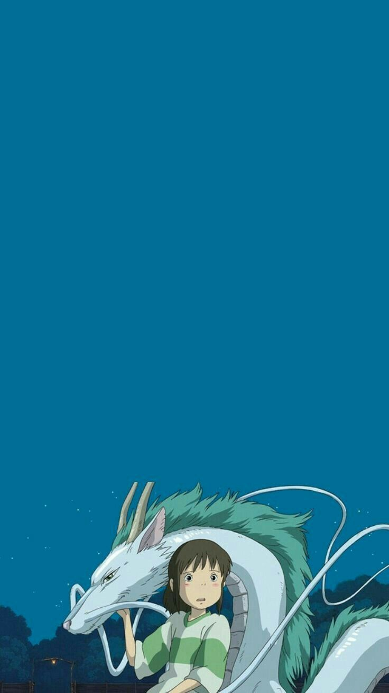 Imagen De Aurelia Ayang En Anime Anime Estetico Chihiro Y Haku