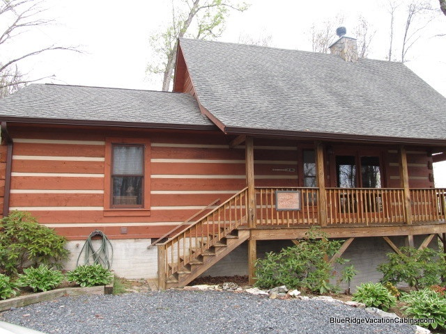 Farallon valle crucis log cabin rental farallon for Log cabins in big bear