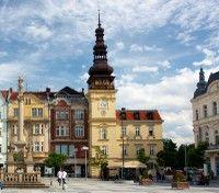 Ostrava, Czech Republic.