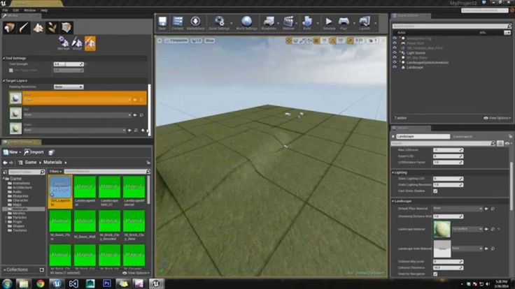 unreal engine how to make a game