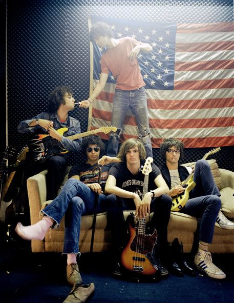The Strokes - i love this.
