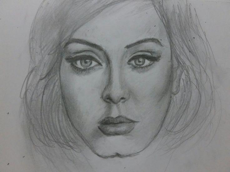 Adele by rio tan