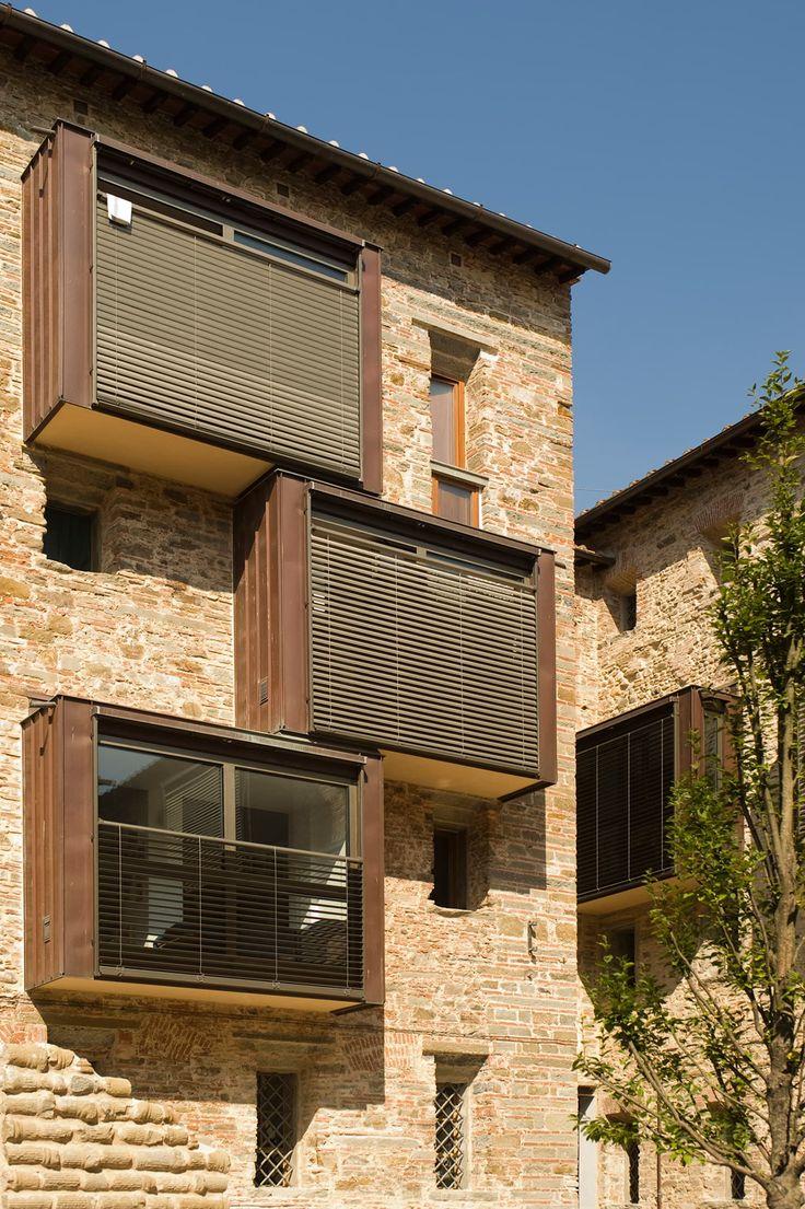 Renzo Piano Building Workshop, Roberto Melosi, Mario Pittalis, piermario ruggeri · Le Murate