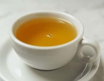 If you wake up with a sore throat, and begin to feel a cold coming on, mix hot water, 2-tablespoons honey, 2-tablespoon vinegar, dash of cinnamon, and 2 tablespoons of lemon juice, mix well, and drink - feel better within the hour