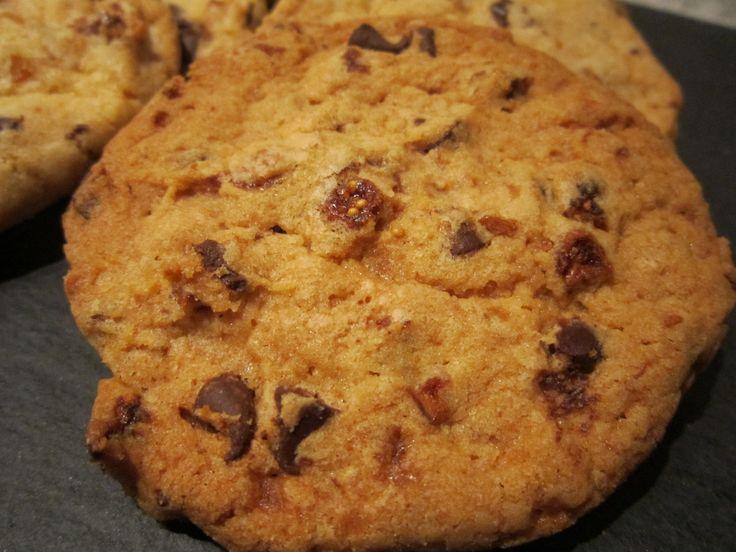 Voilà un cookies qui change de l'ordinaire ! Un cookies qui sent bon le soleil en plein hiver c'est possible !!! Oui c'est possible grâce aux dés de figues que j'ai reçu de mon partenaire Fruits Secs du Web.com. Les figues sont extra, même coupées en...