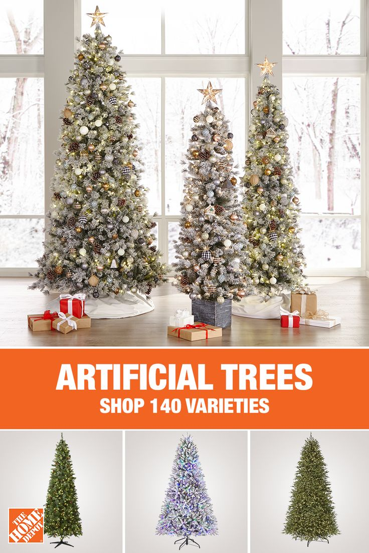 Get the perfect artificial tree for your family. Start your holiday tradition with the 140 va ...