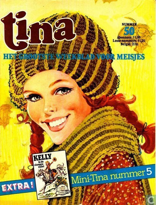 De Tina, kreeg van mijn ouders een abonnement kado destijd, als eerste altijd Noortje lezen