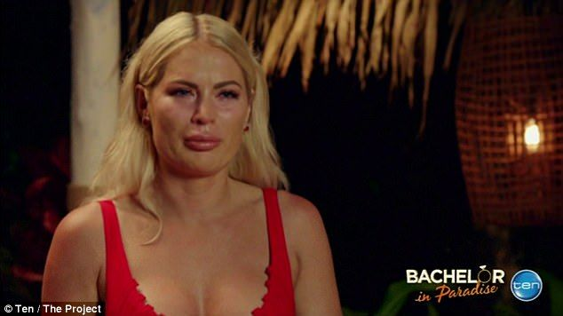 Bachelor In Paradise promises to include a proposal  Its the hotly anticipated spin-off of The Bachelor and The Bachelorette.  And a new preview for Bachelor In Paradise has revealed the show will feature tantrums tears and a proposal.  The two minute-long clip released on Wednesdays episode of The Project shows a crying Keira Maguire begging to be loved as the other contestants clash over a love triangle and love square.  Will you marry me? Bachelor In Paradise promises to include a…