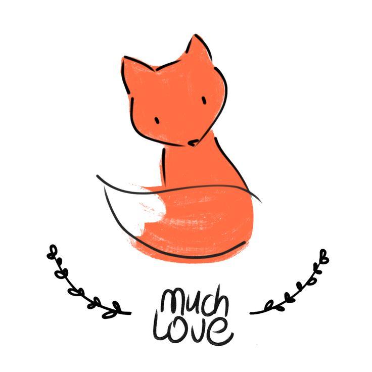 Much love | little vanilla studio