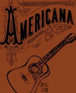 Merriam-Webster announced, as reported by the Associated Press, the inclusion of the musical definition of the word 'Americana' to its Collegiate Dictionary. Americana joins Tweet, m-commerce and around 100 other words whose use is now widely recognized enough to be a part of today's lexicon. According to the dictionary's editors Americana music is defined as:  a genre of American music having roots in early folk and country music