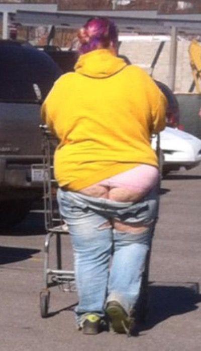 Walmart People: Yellow Alert - Funny Pictures at Walmart
