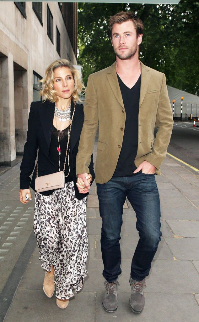 Elsa Pataky & Chris Hemsworth from The Big Picture: Today ...