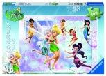 Ravenburger Disney Fairies, Fairy Wonderland Puzzle (XXL, 100 Pieces)