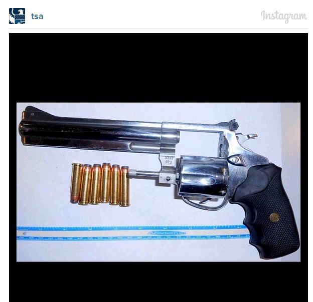 Can you believe 1 477 people tried to board US flights with loaded guns last year! Read more here: http://www.news24.com/Travel/International/Guns-grenades-and-swords-weird-confiscated-items-at-airports-20140128