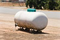 How to Paint a Propane Tank (5 Steps) | eHow