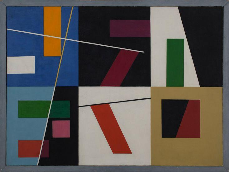 Sophie Taeuber-Arp: Six Espaces Distinct, 1939