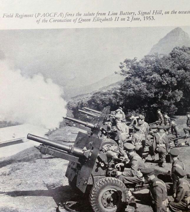 Signal Hill, CT. 2 June 1953