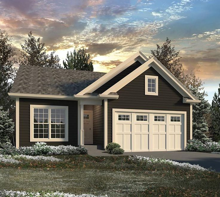 Traditional House Plan 95976 900 best Retire