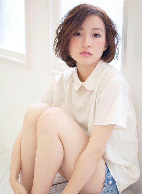 大人カジュアルボブ 【CARE shinsaibashi】 http://beautynavi.woman.excite.co.jp/salon/21395?pint ≪ #bobhair #bobstyle #bobhairstyle #hairstyle・ボブ・ヘアスタイル・髪型・髪形 ≫