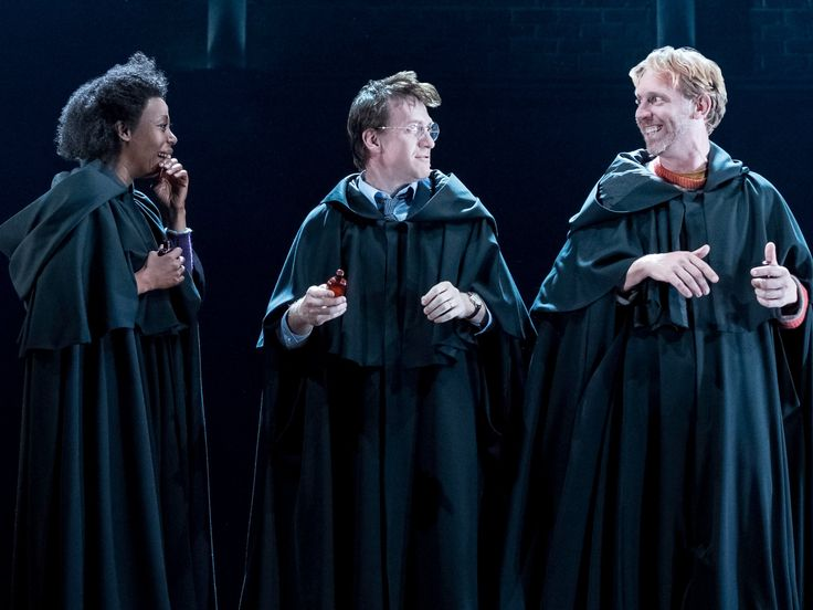 7 tiny details you may have missed from the 'Harry Potter' books that made it into 'Cursed Child'