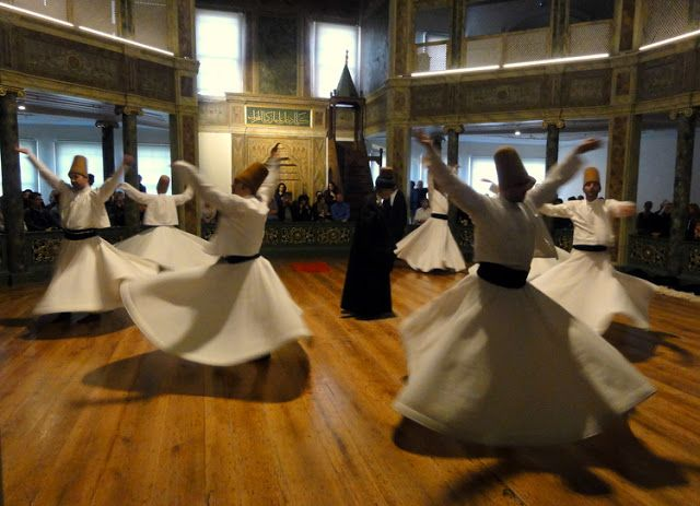 Travel and Lifestyle Diaries Blog: Turkey: Witnessing the Whirling Dervishes in Istanbul
