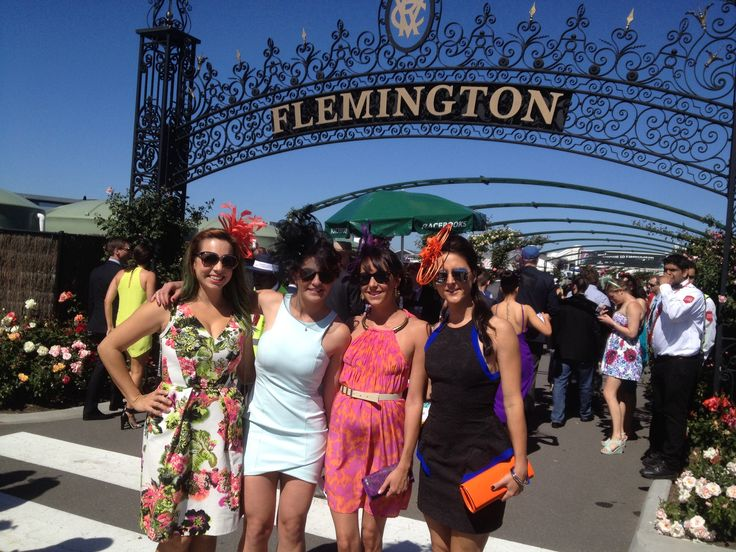 The Melbourne Cup!