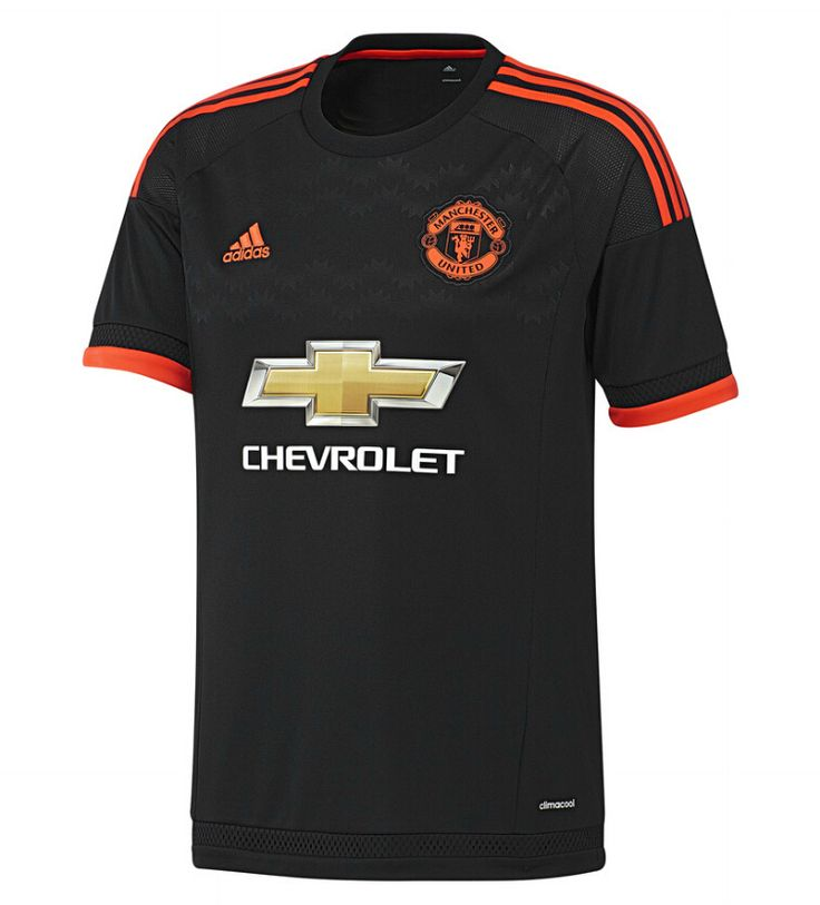 Manchester United unveiled the new Adidas Manchester United 15-16 Third Kit on August 27, after the Manchester United 2015-16 Home Jersey was launched at midnight August 1, 2015.