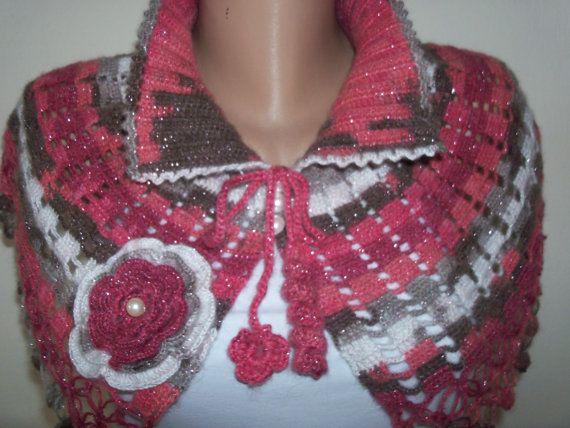 women's stylish neck by colourfulrose on Etsy, $22.90