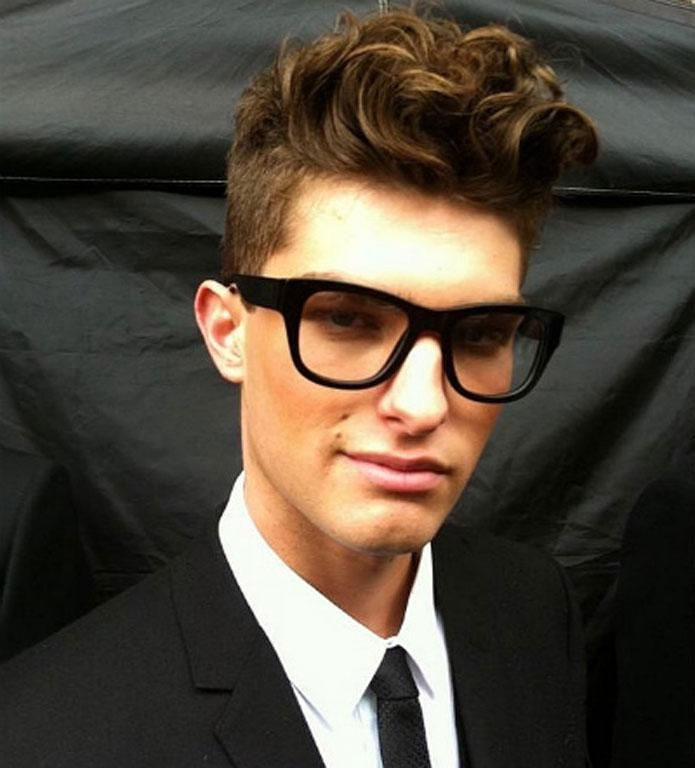 Marvelous 17 Best Images About Hair Pompadour On Pinterest Shorts Hairstyle Inspiration Daily Dogsangcom