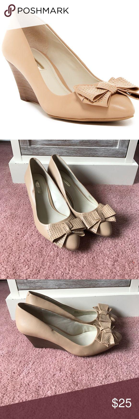 🆕NWOT BCBG Asya Wedge Brand new BCBGeneration Shoes Wedges