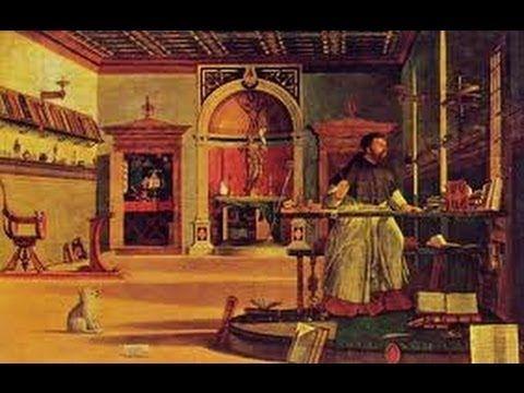 Santo Agostinho e a prova da existência de Deus