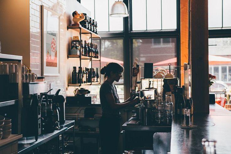 L'Etoile du Nord is a little European café — straight outta Bayport