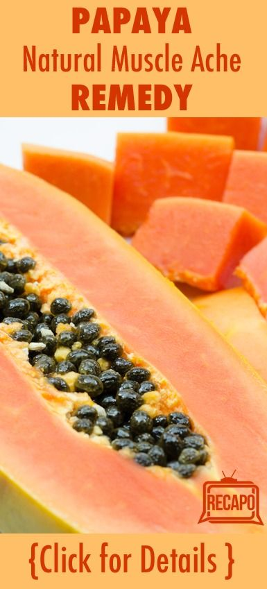 Papaya has enzymes that reduce inflammation, and it is rich in Vitamins A, C, and E, which directly soothes aches. Eat one cup per day to ease your aches and help you relax in comfort.