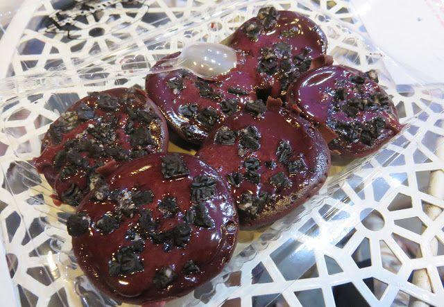 Kue Cubit Red Velvet Oreo