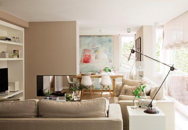 En casa de la blogger... - Comodoos Interiores