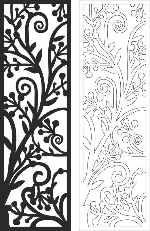 Vector Cnc Router Pattern dxf File Free Download   CNC   Rysunki