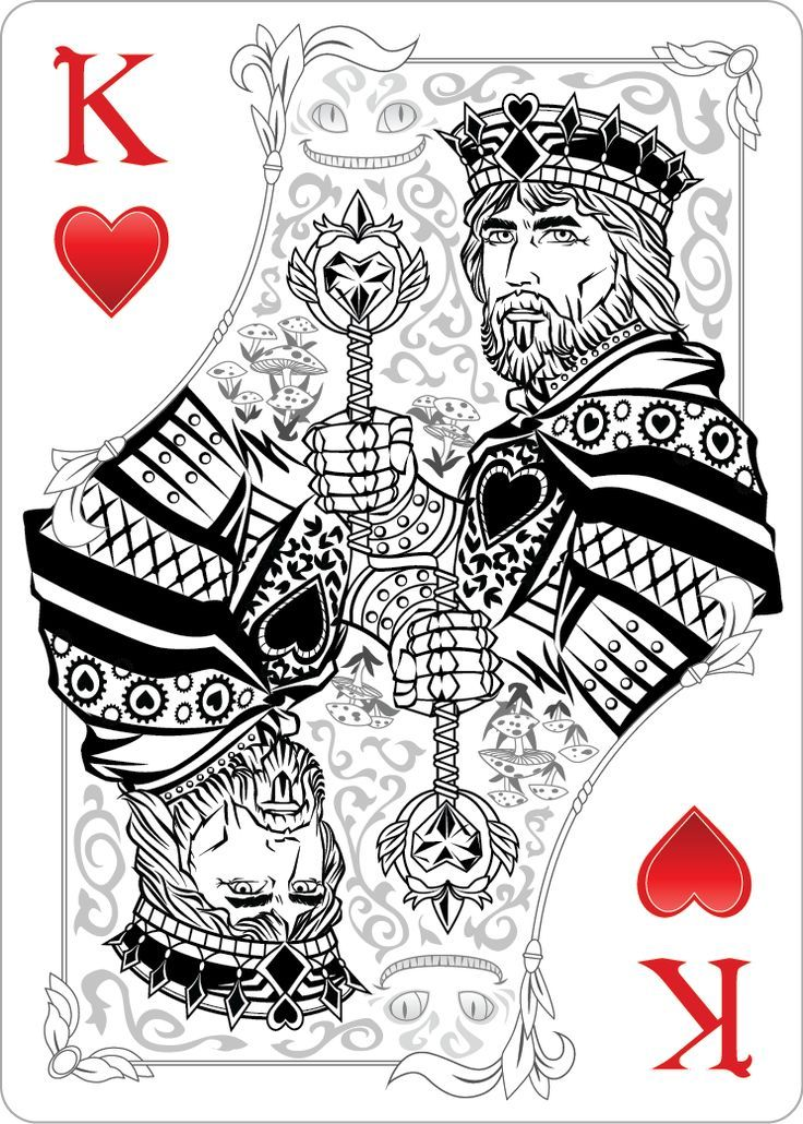 Image result for playing card art
