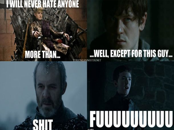 11 Funny Reactions To Game Of Thrones Season 5 Finale funny tv show game of…