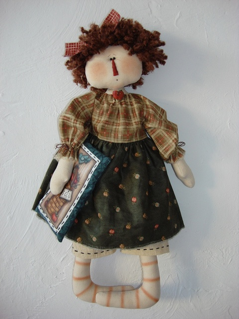 82 Best Country Rag Dolls Images On Pinterest Fabric