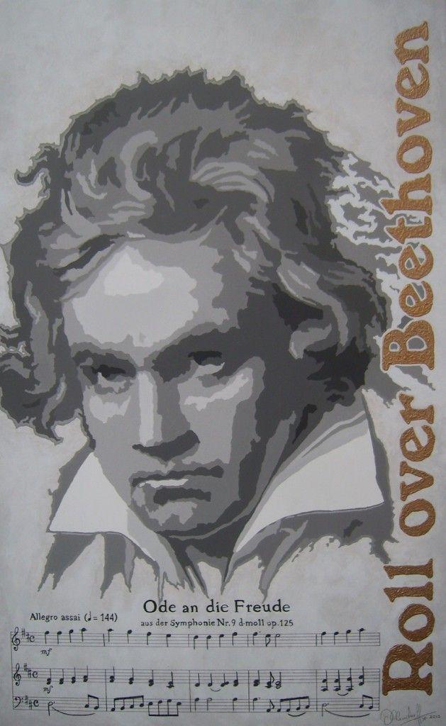 Ludwig van Beethoven, einer der meistaufgeführten Komponisten der Welt. * 16.12.1770 – † 26.03.1827