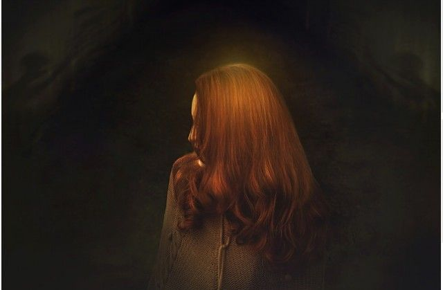 Leannan Sìth is the Dark Muse. #AtoZchallenge L is for Leannan Sìth.