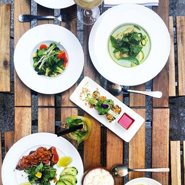 Dès demain, retrouvez les restaurants Kapunka Montorgueil et Kapunka Montparnasse ouverts !  Alors, on se fait un festin ? 😄🍴 #kapunkaparis #restaurant #paris #thailand #thaifood #foodie #yummy #healthy #veggie #eatclean #foodporn #photography
