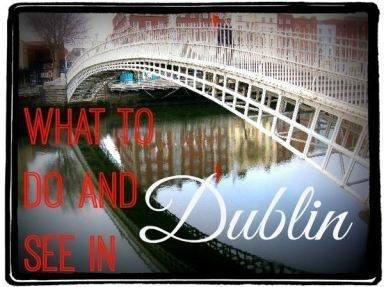 Here is a quick, convenient rundown of the best things to do in Dublin from the best travel writers all over the internet!