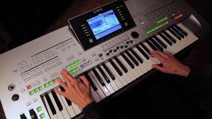 Yamaha Keyboard I