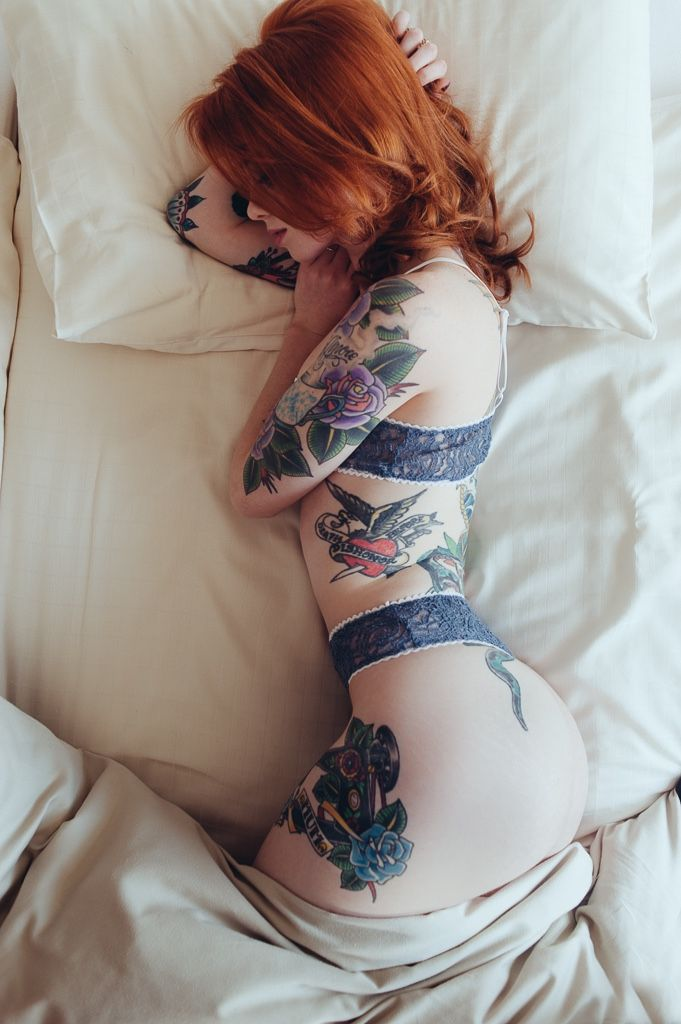 suchafaff: What I wish I was doing right now. Snoozing in some JulieK lingerie