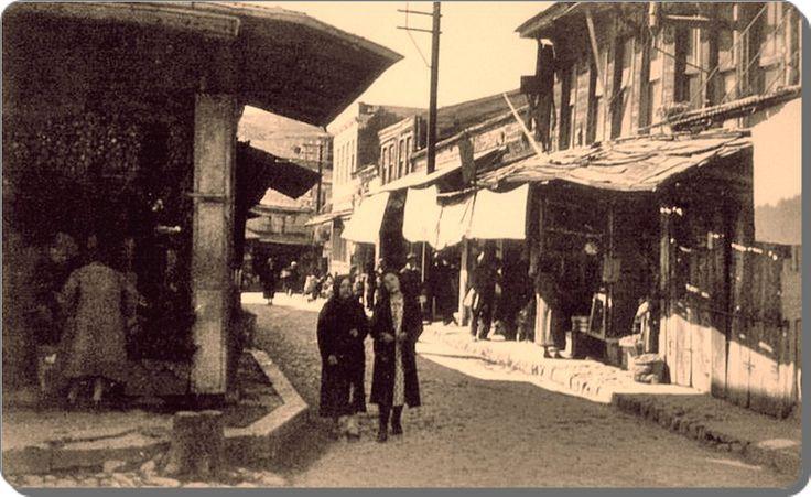 istanbul__Üsküdar - 1950. Atlama taşı olarak bilinen yer...