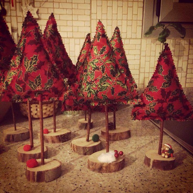 Χριστουγεννιάτικα δεντράκια